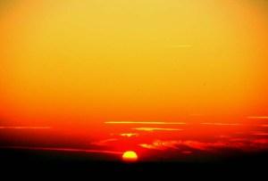 brugge_sunset