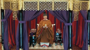 Emperor in Ceremonial Robe (2) - Image #4